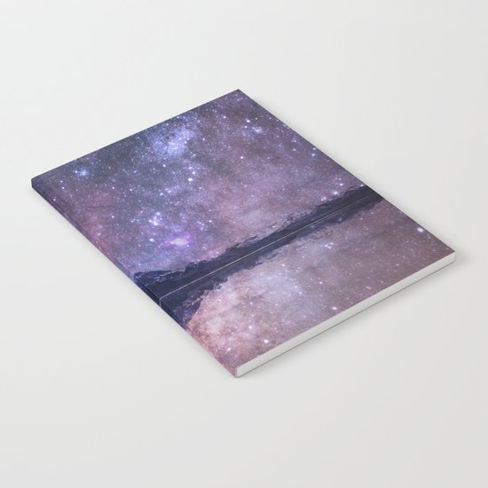 Space and time Notebook
