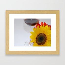 Beauty and Pleasure Framed Art Print