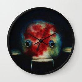Gulp Wall Clock