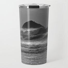 Engulfed islet Travel Mug