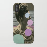 coco iPhone & iPod Cases featuring Coco by Naomi Vona