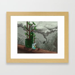 You Should Recycle Framed Art Print