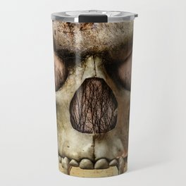 In The Eyes Of The Vampire Travel Mug