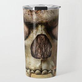 In The Eyes Of The Vampire Travel Mug
