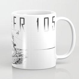 QUALIFIER 105 Coffee Mug