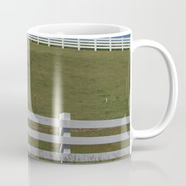 Horse in the Palouse Coffee Mug