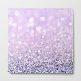 Blush Violet Metal Print