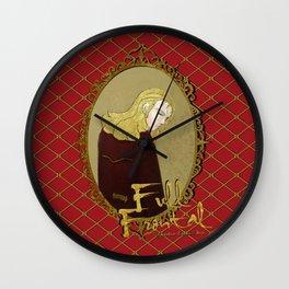 Elegant Frontal Wall Clock
