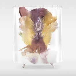 Verronica Kirei's Magical Vagina Shower Curtain