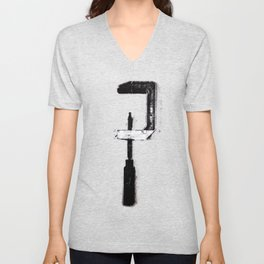 Performing a Moment's Coalition Unisex V-Neck