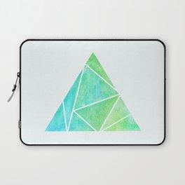Ziggy: Watercolor Triangle Laptop Sleeve