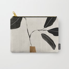 minimal plant 6 Carry-All Pouch