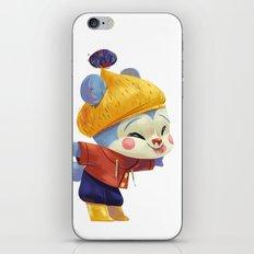 Winter Bear iPhone Skin