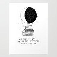 Haiku #2 Art Print