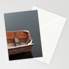 Red Dingy Stationery Cards