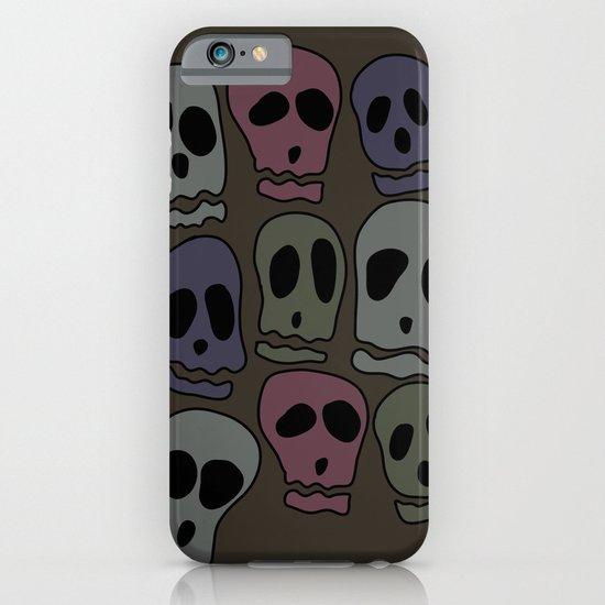 Skulls-2 iPhone & iPod Case