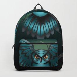 The Great Night Owl Of Kilmartin Backpack