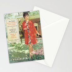 1969 - Spring SUmmer Catalog Cover Stationery Cards