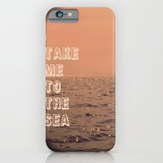 take me to the sea 2 iPhone 6s Slim Case