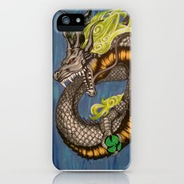 Spirit Dragon iPhone Case