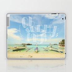 Oh Sunny Days Laptop & iPad Skin