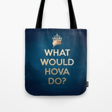What Would Hova Do? - Jay-Z Tote Bag