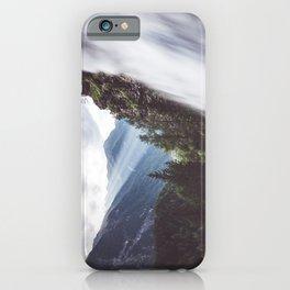 Behind Stuibenfall - Landscape and Nature Photography iPhone Case