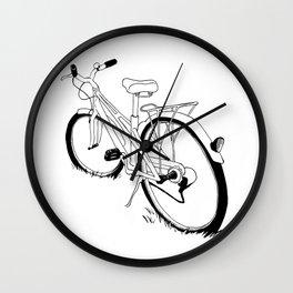 Alberta Wall Clock