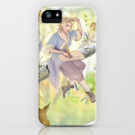 Naturalist iPhone Case