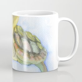 Sea Turtle Watercolor Coffee Mug