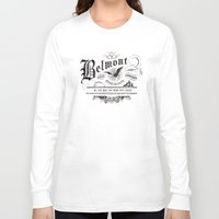 castlevania Long Sleeve T-shirts featuring Belmont Pest Control Specialists by Greg Barnes