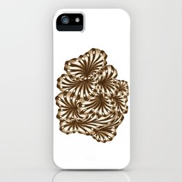 Les fleurs du mal / The Flowers of Evil iPhone Case