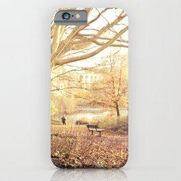 Hampstead Heath Wanderings iPhone Case
