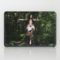 christ iPad Cases featuring Jesus Christ by Marina Stelte