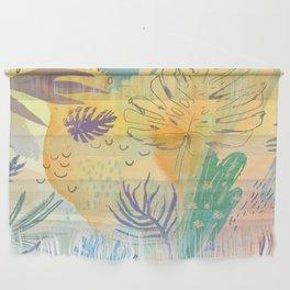 Desert Sun Pattern Wall Hanging
