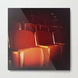 cinema II Metal Print