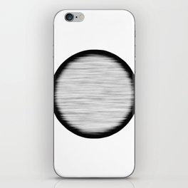 Centered #01 iPhone Skin