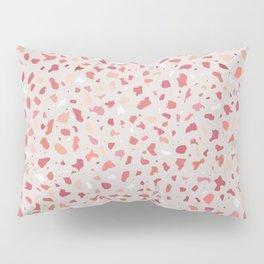 AFE Coral Terrazzo Pattern Pillow Sham