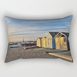 Sunkissed chalets Rectangular Pillow