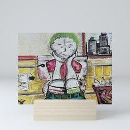 NY Sh*tty State of Mind Mini Art Print