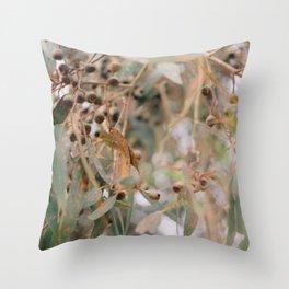 Gumnut Throw Pillow