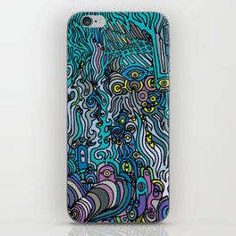 THE AFTERPARTY iPhone Skin