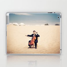 Desert Cello Laptop & iPad Skin