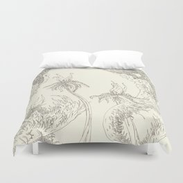 Plants Duvet Cover