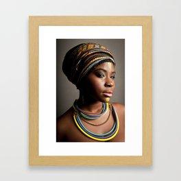 OF THE QUEEN  Framed Art Print