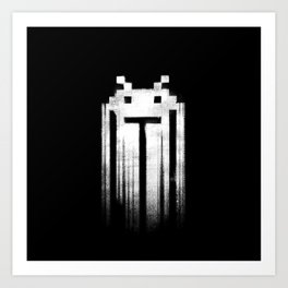 Space Punisher I Art Print