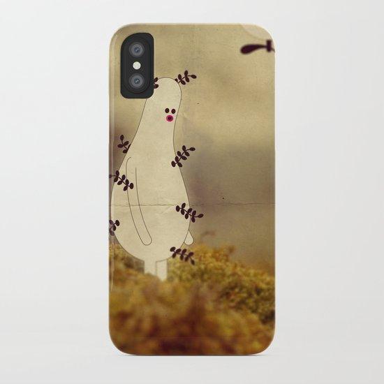 i m p i a n t a t o iPhone Case