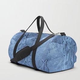 Cracked Ice Duffle Bag