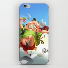 Dooog! iPhone & iPod Skin