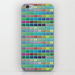 Mix Tape iPhone Skin